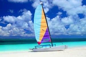 Hobie Cat Sailing3