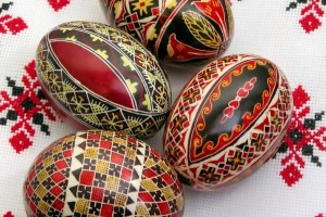 Romania Red Egg