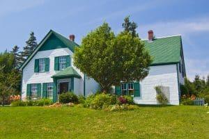 """Green Gables"" Prince Edward Island"