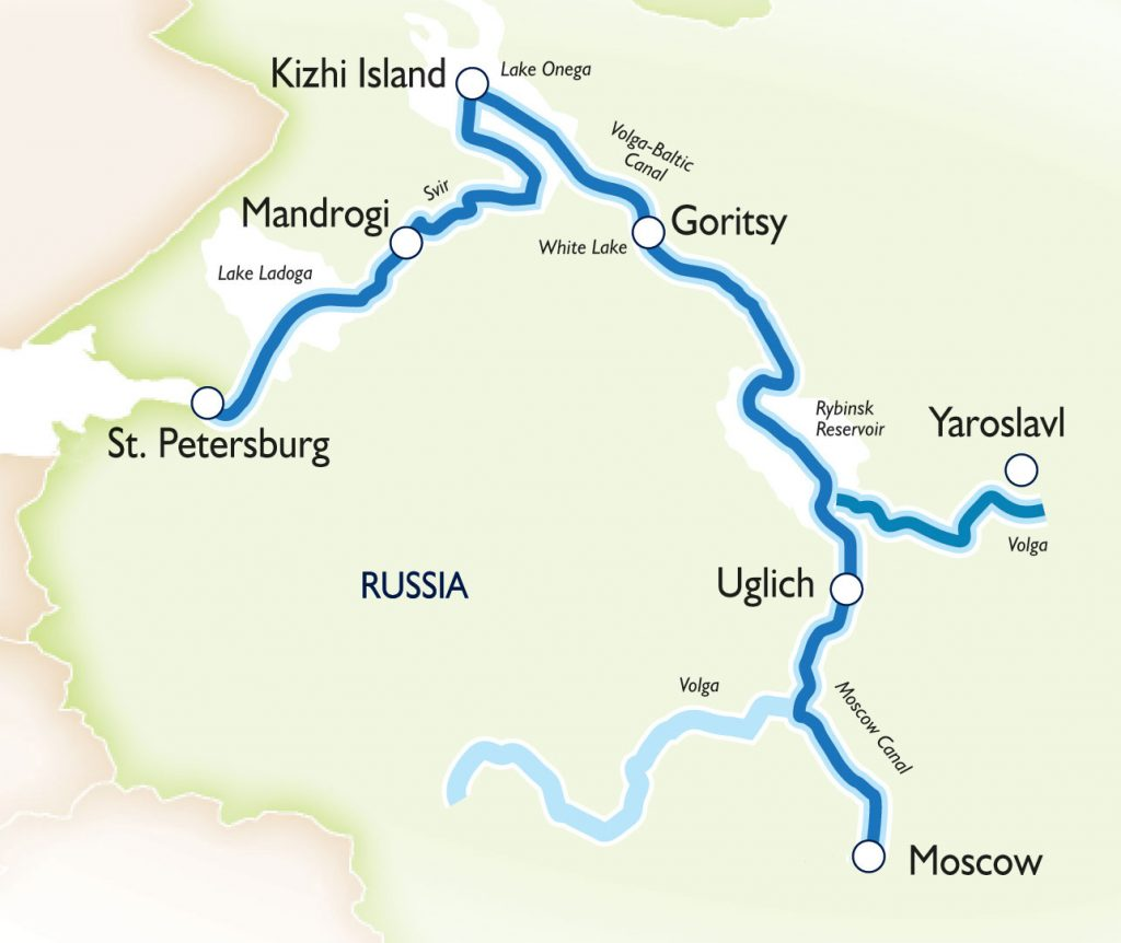 VOLGA RIVER Fun For Less Tours - The volga river