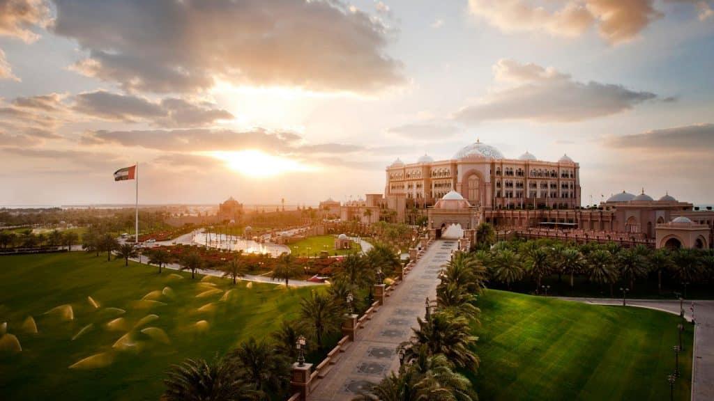 Emirates Palace - Abu-Dhabi