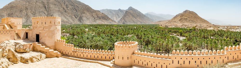 Nakhal Fort - Muscat, Oman
