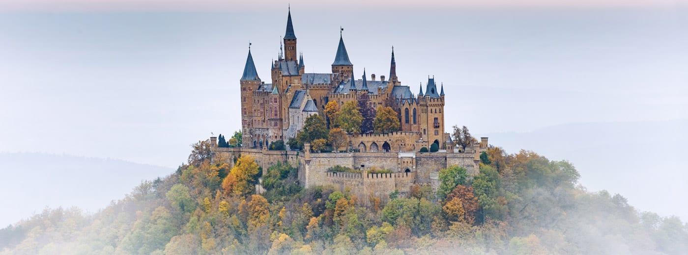2020 German Castles Fun For Less Tours