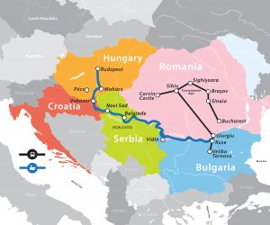 rome-Danube-River-Map
