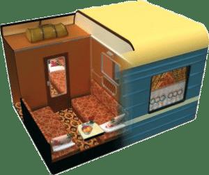 Aladdin Cabin