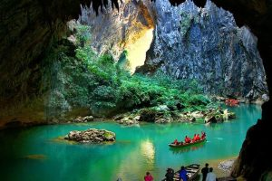 River Caves of Qingyuan, Lianzhou